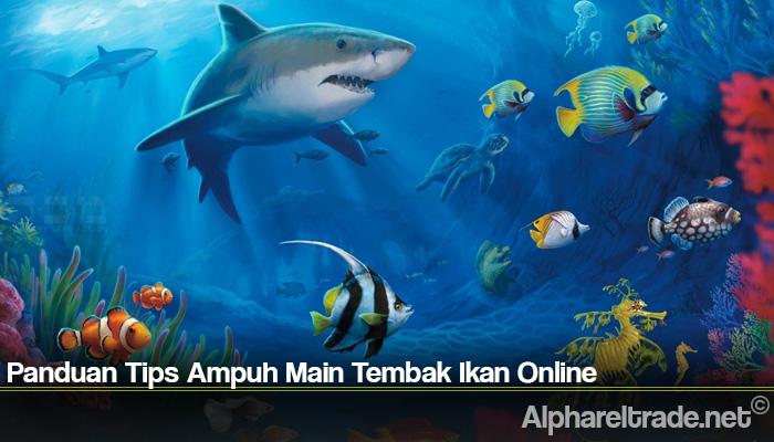 Panduan Tips Ampuh Main Tembak Ikan Online